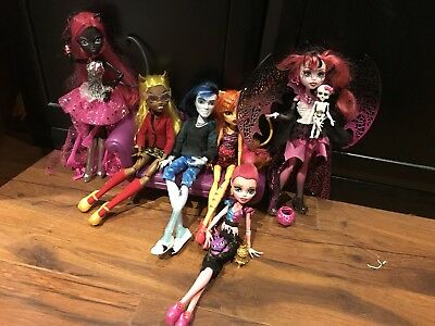 Monster High Bundle, Great Condition.