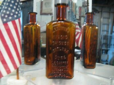 *absolutely Spectacular* 6 Oz. Ganter's Magic Chicken Cholera Cure~Glasgo,ky