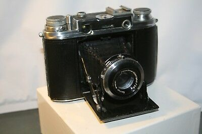 ENSIGN Commando Epsilon - 6x6 - Film 120 Vintage Rangefinder Camera