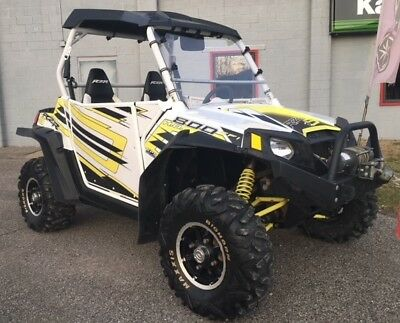 Clean 2014 Polaris Rzr 800 S White Lightning Eps Loaded Parts Call Adam Today