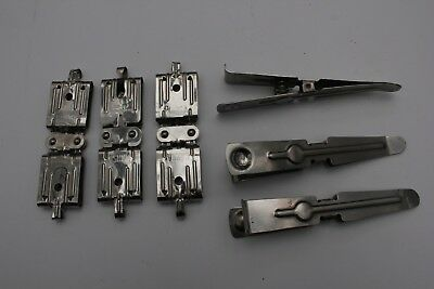 Darkroom Tongs And Film Clips Stainless Steel