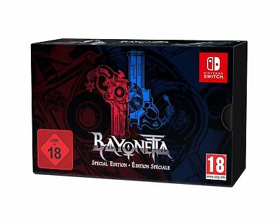 Bayonetta 1 & 2 Special Edition Nintendo Switch