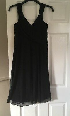 Ladies Next Maternity Dress Size 8. Christmas/party/occassion