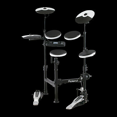 Roland V-Drums TD-4-KP-S TD4KPS Portable Electronic Drum Set