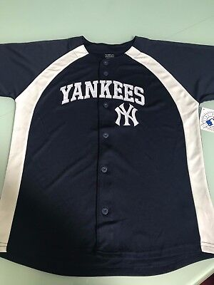 New York Yankees Youth Jerseys - Genuine MLB  - Free Shipping