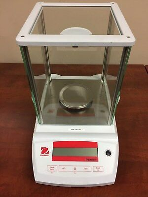 Ohaus Pioneer PA64 Analytical Lab Precision Balance Scale 65 g X 0.1 mg