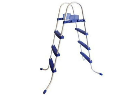 Bestway ESCALERILLA PARA PISCINA,Multi COLOREADA,91cm Escalera pool. u4e0-ta237