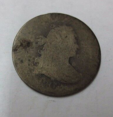 1807 Draped Bust Quarter (Low Grade)