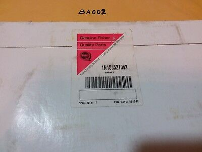 Genuine Fisher Gasket 1N158521042