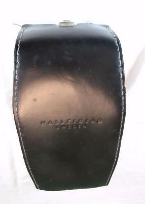 Vintage Hasselblad 500 Series Black Leather Case Fits Camera 80mm, WL-Great!