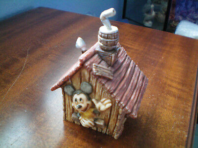 Harmony Kingdom Disney Keep Out! Mouseketeers Only RARE PROTOTYPE NEW