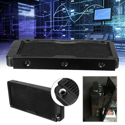 Aluminum Computer Radiator Water Cooling Cooler For CPU GPU Heatsink Exchanger
