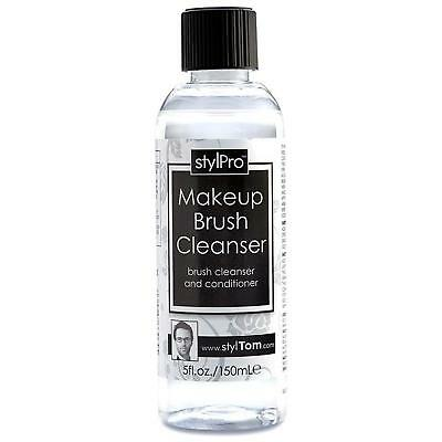 StylPro Makeup Brush Cleaner & Dryer Cleanser Solution 150ml Make Up Remover