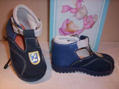 shoes shoes sandals shoes Doris baby newborn first steps blue leather new n 20