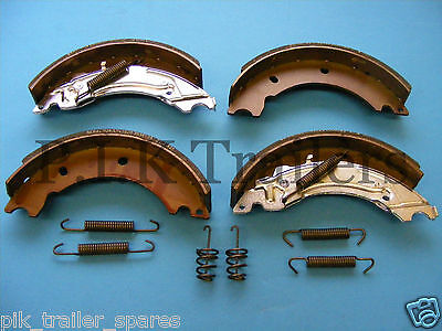 Genuine Knott Trailer Axle Set Brake Shoes 203 x 40mm - Brian James Indespension