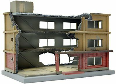 Tomytec Diorama Collection Building Collection 152 Demolished Building B F/S NEW