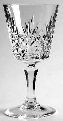 Cris D'arques Durand CHANTILLY TAILLE BEAUGENCY Cordial Glass 90612