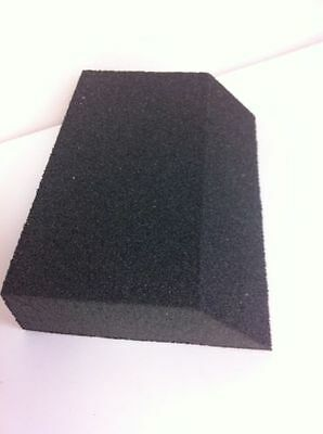 250 Lot Fine Grit Single Angle Sanding Sponge S