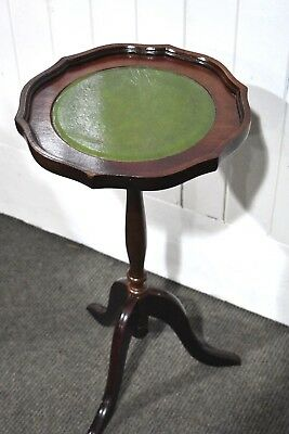 Antique style wine table / plant stand