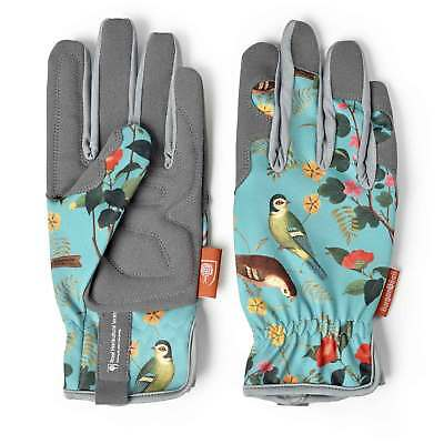 RHS Flora and Fauna Gardening Gloves by Burgon & Ball