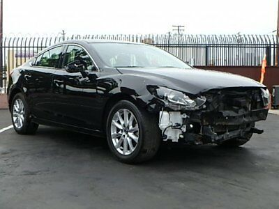 2016 Mazda Mazda6 i Sport 2016 Mazda Mazda6 i Sport Sedan Damaged Salvage Economical Perfect Project L@@K!