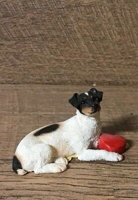 Stone Critters Jack Russell Terriers With Heart