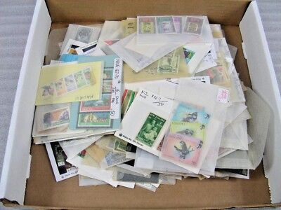 BRITISH COLONIES(J-O), Excellent Accumulation of 100's of Stamps in glassines &