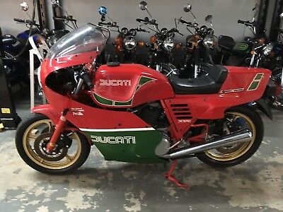 1985 Ducati Mike Hailwood Replica  Mike Hailwood Replica MHR
