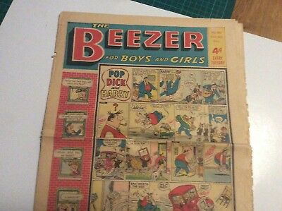THE BEEZER ISSUE 363 May 18th 1963