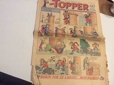 THE TOPPER  ISSUE 537 May 18th 1963