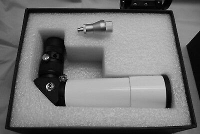 Stellarvue 9X50 finderscope with illuminator and mounting bracket