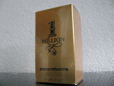 Paco Rabanne ONE 1 MILLION Eau de Toilette Spray 50ml
