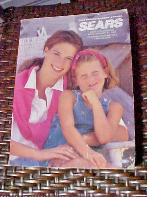 1993 Spring/Summer Annual SEARS Catalog, 1555 pages *