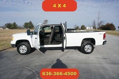 2011 GMC Sierra 2500 SLE 2011 SLE Used 6L V8 16V Automatic 4WD Pickup Truck 8ft bed extended cab 1 owner