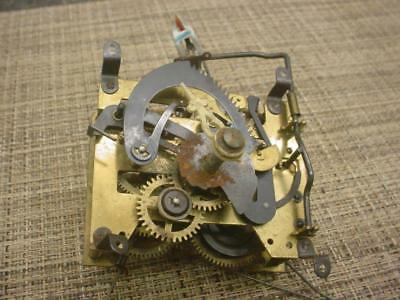 German-Made Cuckoo Clock Mfg. Co. 00/171 Brass Movement Parts Repair E1006
