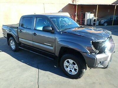 2015 Toyota Tacoma PreRunner SR5 Salvage Wrecked Repairable 2015 Toyota Tacoma Only 29K Miles! Great Price! Priced To Sell! Wont Last!!