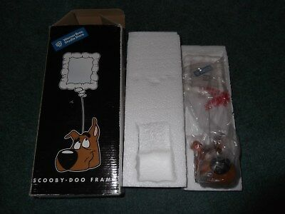 Warner Brothers Store Scooby Doo Though Picture Frame in Box