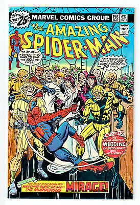 Amazing Spider-Man 156 VF/NM  Ned Leeds Wedding Issue $5 COMBINED PRIORITY SHIP
