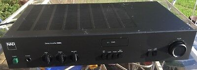 ICONIC VINTAGE NAD STEREO INTEGRATED AMPLIFIER Model #3020e
