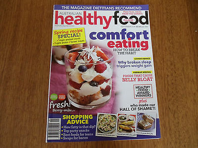 Australian Healthy Food Guide - September 2014 - Good Condition -
