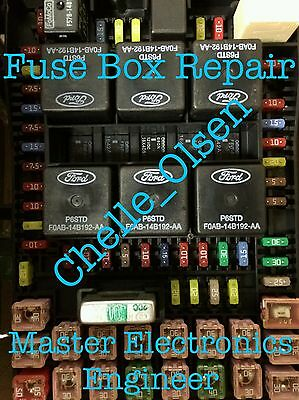 2003 2006 ford expedition navigator fuse box repair service 60 00 rh picclick com 2006 ford expedition fuse box replacement 2006 ford expedition fuse box replacement