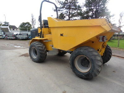 NC 9 ton Straight Tip Dumper Yr2014 Road registered only 900 hrs Thwaites Terex