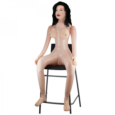Poupée Gonflable Femme Suceuse Assise 100% Latex Samantha