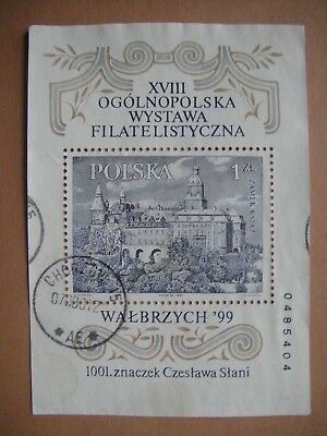 Poland 1999. Stamp Exposition. Used