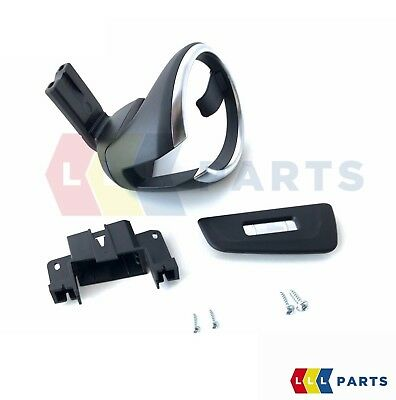 Bmw New Genuine E89 Z4 Series Cup Holder Retrofit Kit With Cover Black Lhd