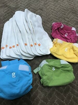 gdiapers small and medium