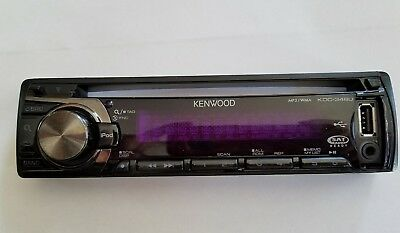 Kenwood Kdc-348U Faceplate Only