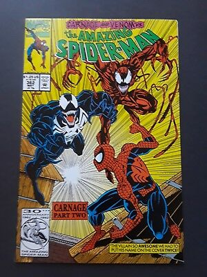 The Amazing Spider-Man #362 (May 1992, Marvel)