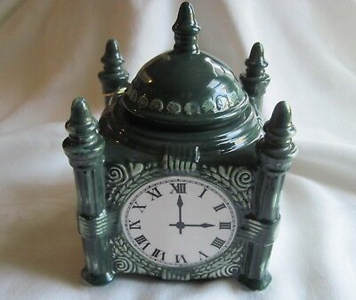 Marshall Fields 100th Anniversary Frango Mint Clock Candy Container
