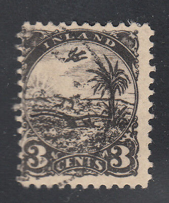 Liberia  # 21 Perforated 11 1/2 Used Forgery